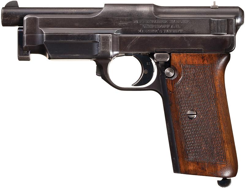 Пистолеты ČZ vz  22 и ČZ vz  24 – Стрелковое оружие во