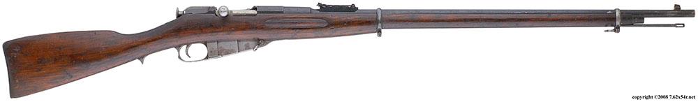 Трёхлинейная винтовка образца 1891 года