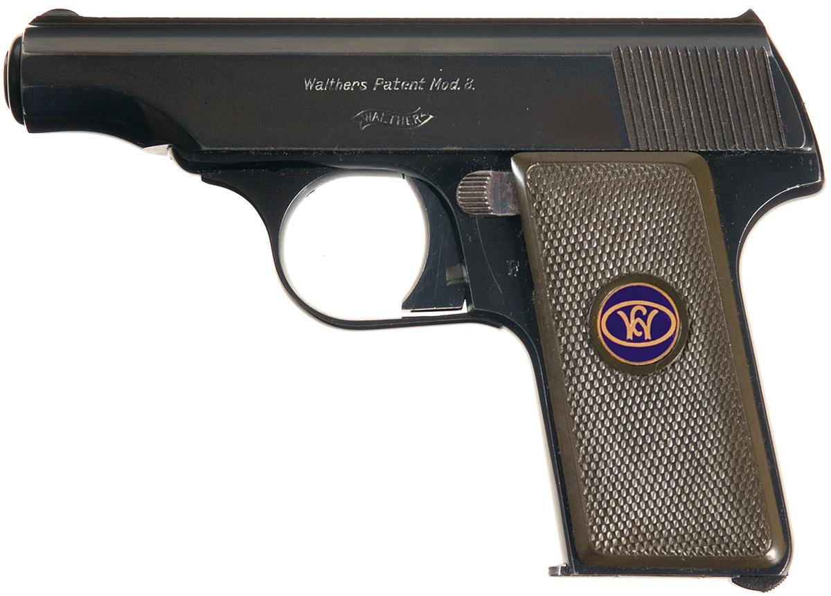 Walther Mod. 8